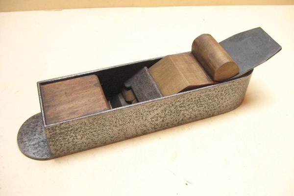 King & Co. Dovetailed Infill Mitre Plane