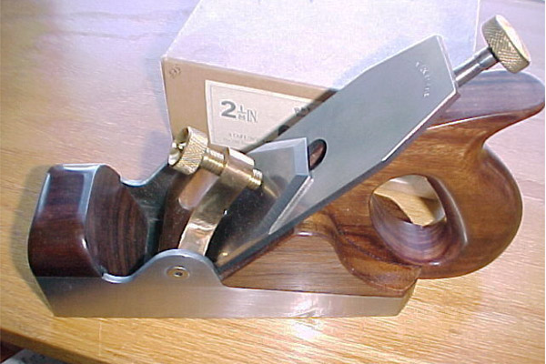 Ray Iles A6 Norris Style Parallel Smooth Plane