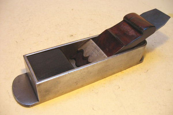 Dovetailed Mitre Plane By Robert Towell Of London